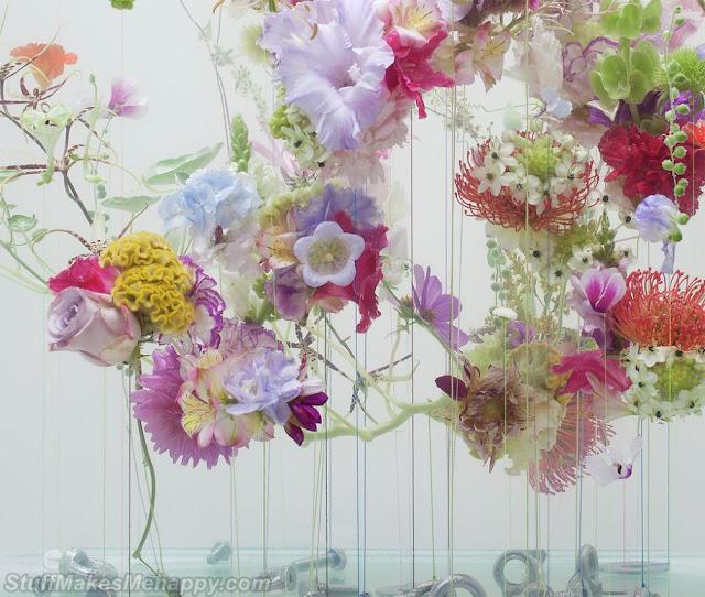 Astounding Flower Constructions By Anne Ten Donkelaar