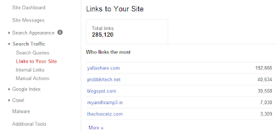 backlinks list