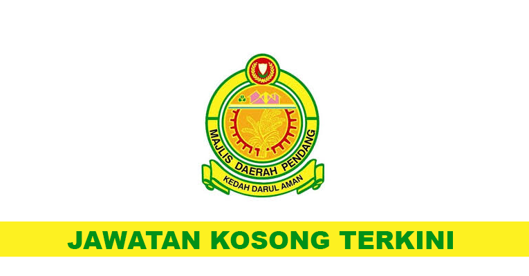 Kekosongan Terkini di Majlis Daerah Pendang