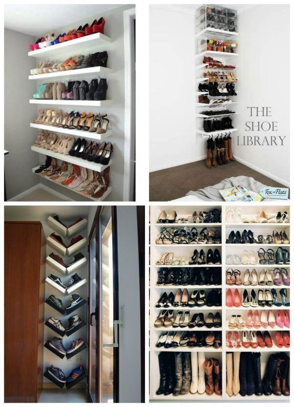 Do it yourself shoe rack best 25 diy shoe rack ideas on pinterest the top 20 ideas of shoe storage architecture design solutioingenieria Gallery