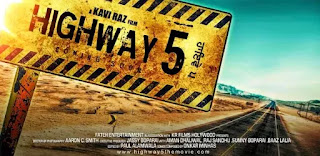 Highway 5 2016 Worldfree4u – Punjabi Movie DVDScr HD 720P ESubs