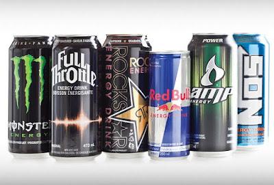 أضرار شرب مشروبات الطاقة