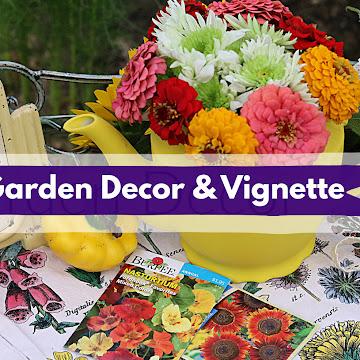 DIY Garden Decor| Garden Label