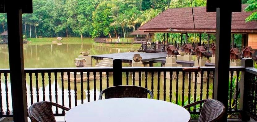 serene location