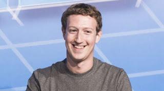 Pendiri dan bos Facebook, Mark Zuckerberg (Shutterstock).