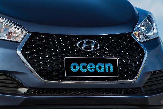 Hyundai HB20S 2017 Ocean