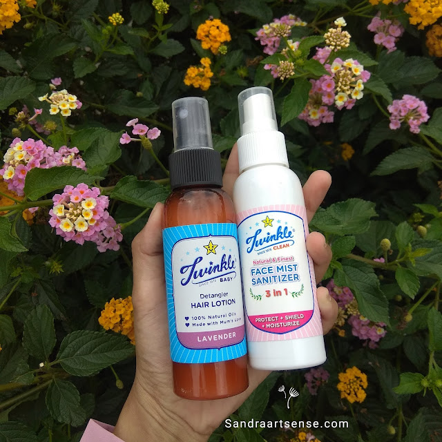 Review Twinkle Baby Skincare