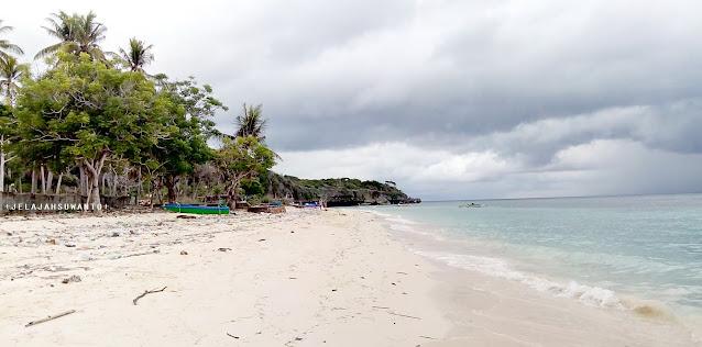 Pasir Putih Pantai Marumasa Darubiah Bonto Bahari Bulukumba