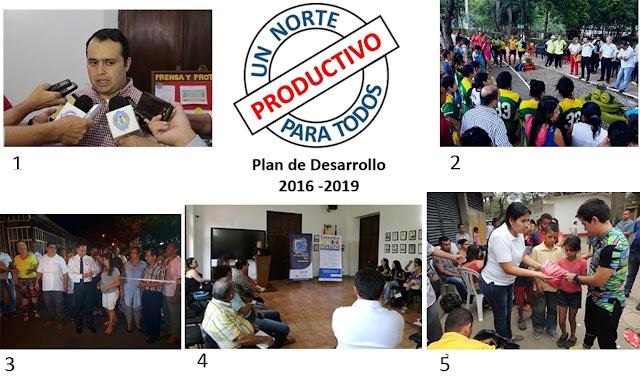 Cinco últimas noticias de la Gobernación de Norte de Santander William Villamizar Laguado Gobernador #RSY #OngCF