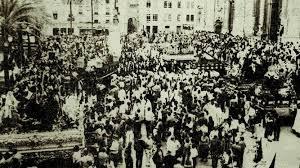 La Magna de 1982, un referente histórico de la Semana Santa