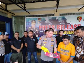 Pengedar Sabu dan Ekstasi Ditangkap Reskoba Polres Jember