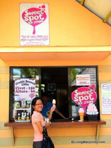Durian Ice Cream Davao