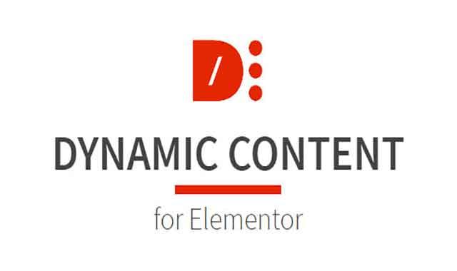 تحميل اضافة Dynamic Content 1.13.3 مجانا