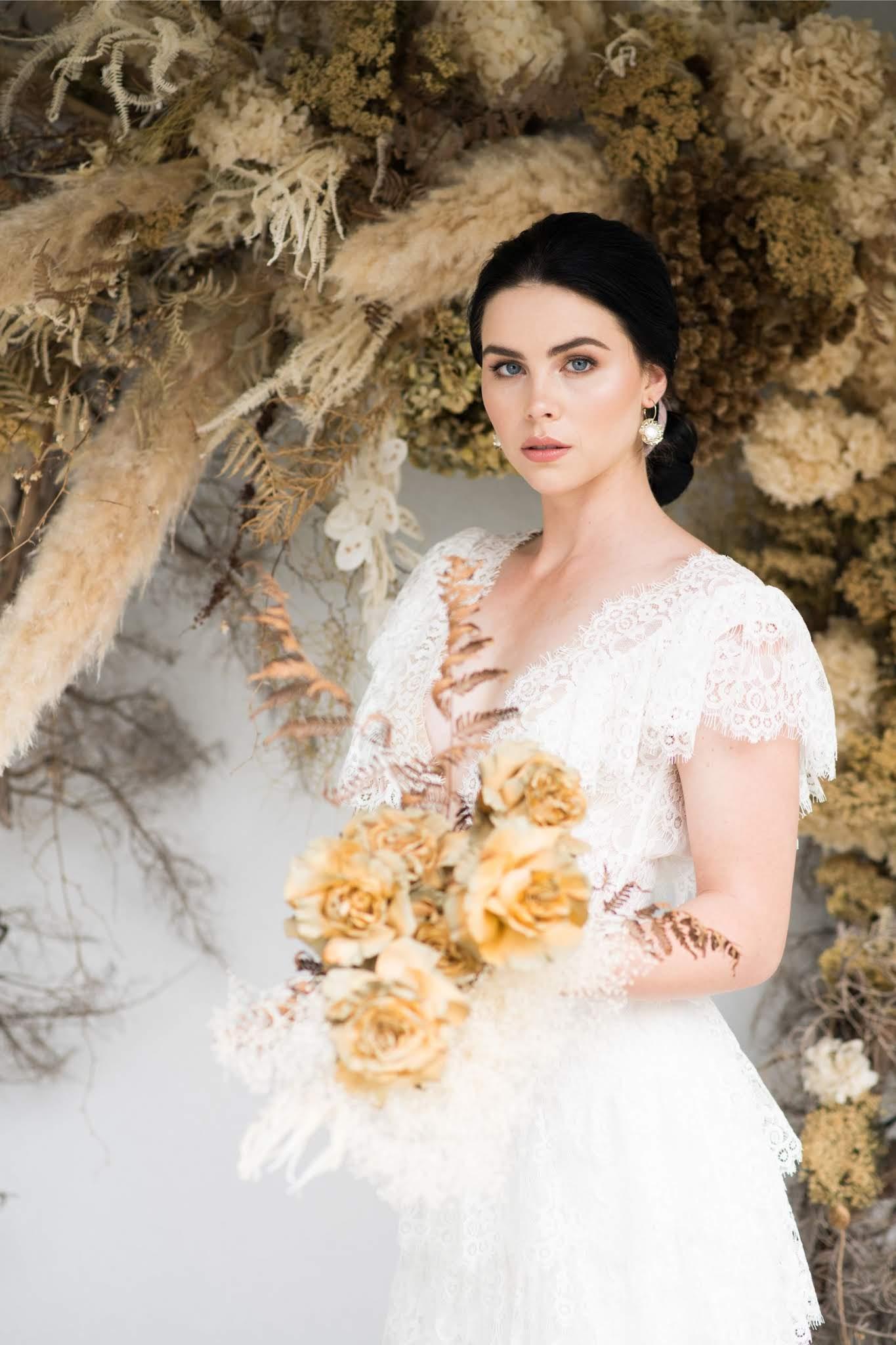 BRIDAL: BOHO WEDDING GOWN COLLECTION   ULYANA ASTER BRIDAL X SCENIC RIM BRIDE