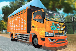 Livery New Tawakal 3 by FA Design Bak Fixed ES Truck Simulator ID