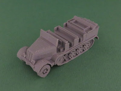 Sd.Kfz 7 halftrack picture 1