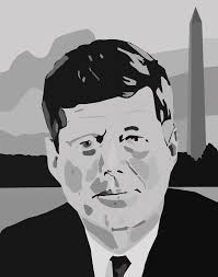Short biography of John F. Kennedy in english
