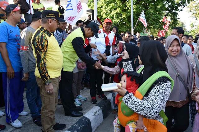 Peringati Hari Buruh, Gubernur Kalsel Harapkan Pekerja Lokal Diutamakan