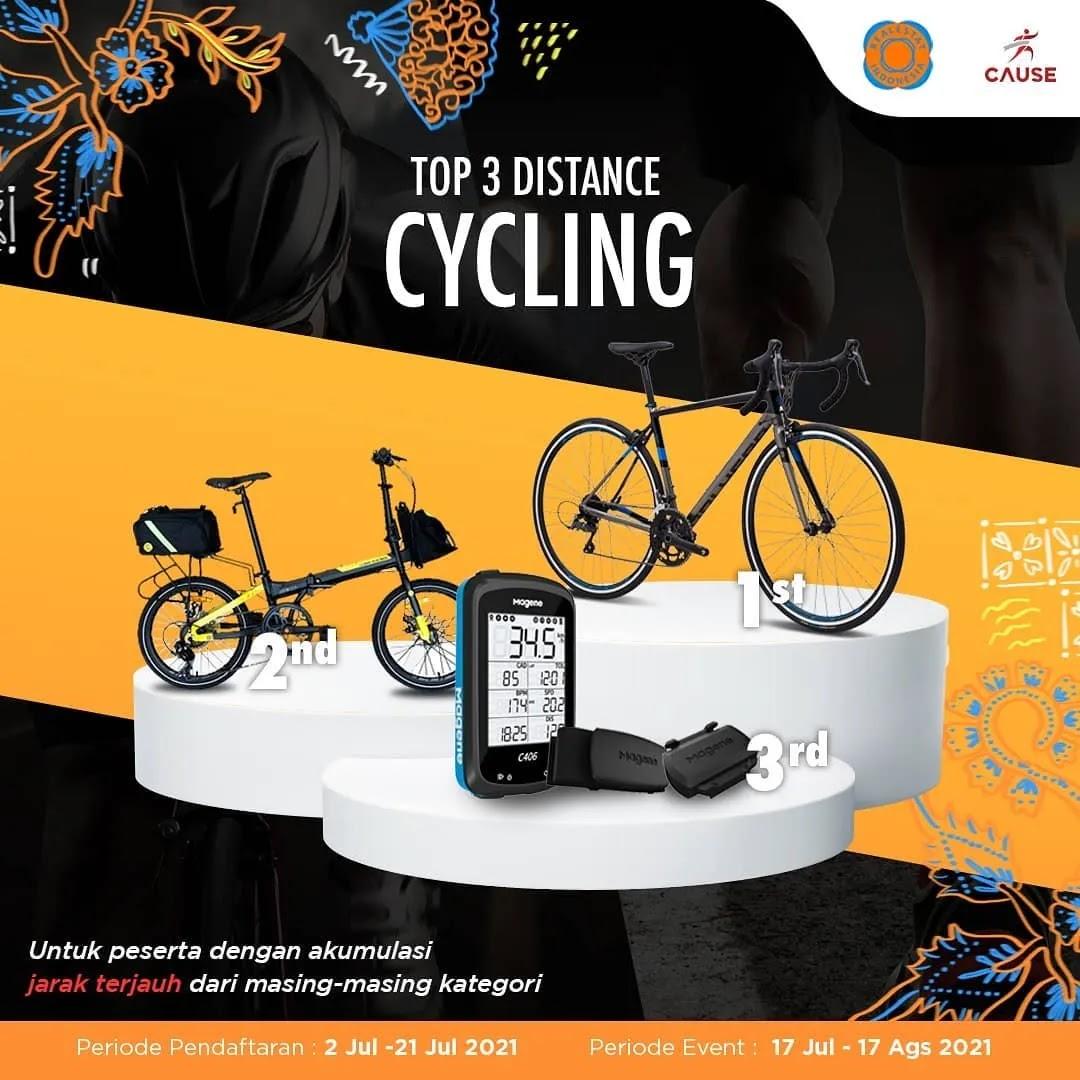 Top Cycling � Real Estate Virtual Ride & Run • 2021