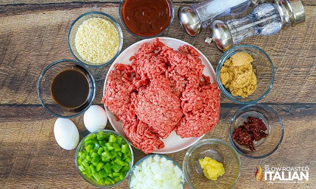 meatloaf recipe ingredients