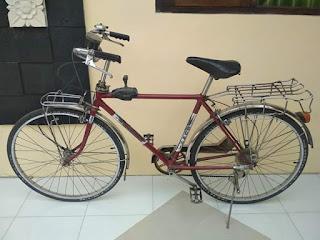 Dijual Koleksi Sepeda Balap Jadoel