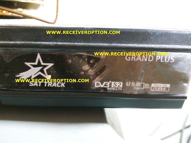 SAT TRACK GRAND PLUS HD RECEIVER POWERVU KEY NEW SOFTWARE