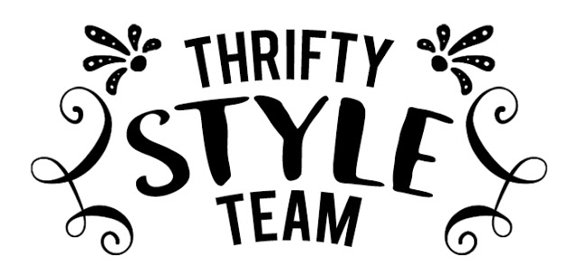 Thrifty Style Team Monthly Series