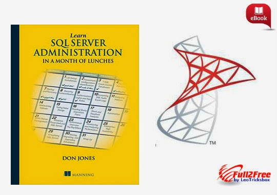 eBook : Learn SQL Server Administration in a Month of Lunches