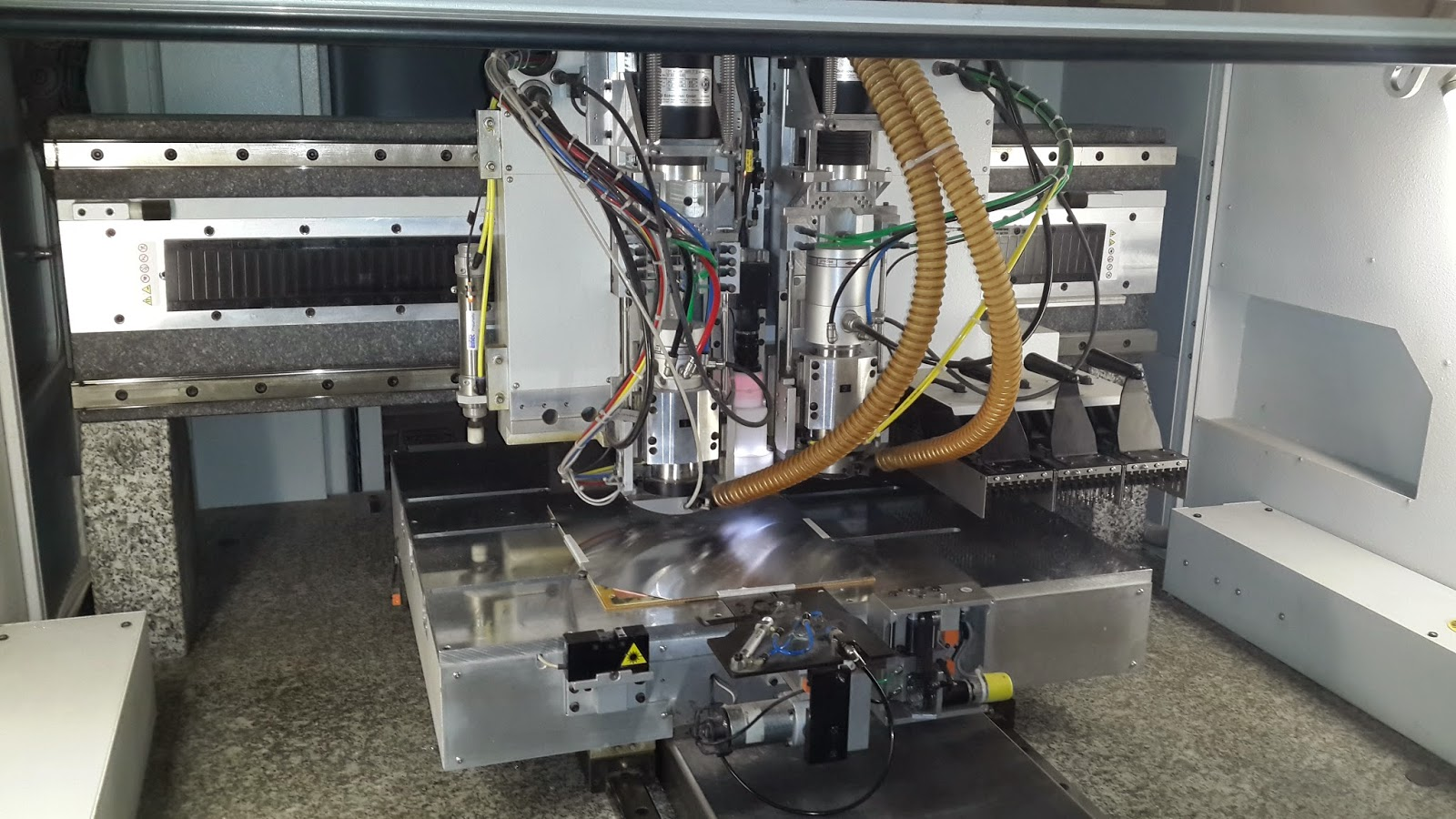 HEP Group Blog: Visit to PCB Manufacturing Plant
