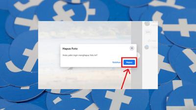 Cara Menghapus Foto Di Facebook Cepat Banyak