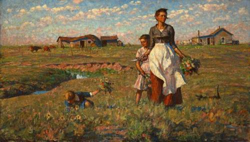 Henry Dunn - The Prairie is My Garden