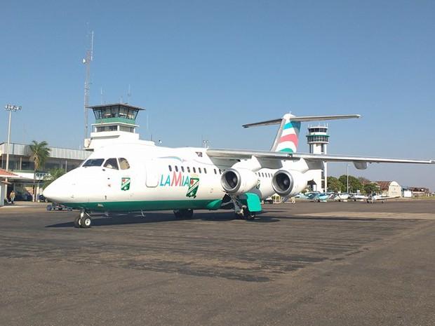 Queda de Avião com a equipe da Chapecoense deixa pelo menos 76 mortos