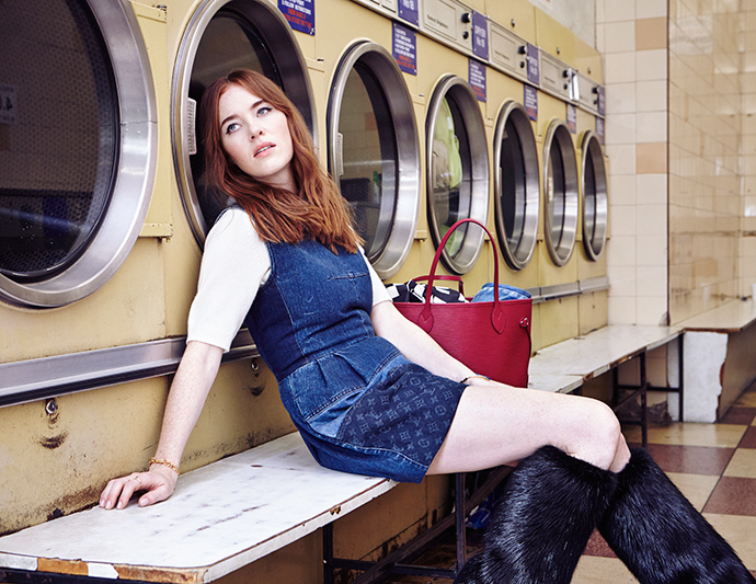the trend report by rylwy  louis vuitton u2019s epi neverfull collection tours london with angela scanlon