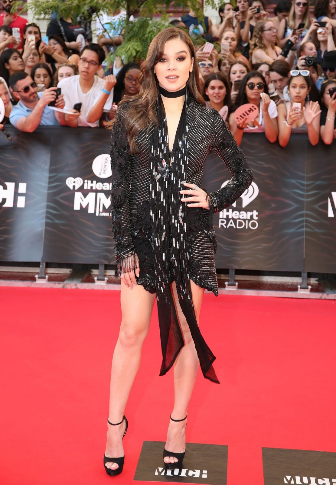 Hailee Steinfeld at MuchMusic Video Awards 2016 in Toronto