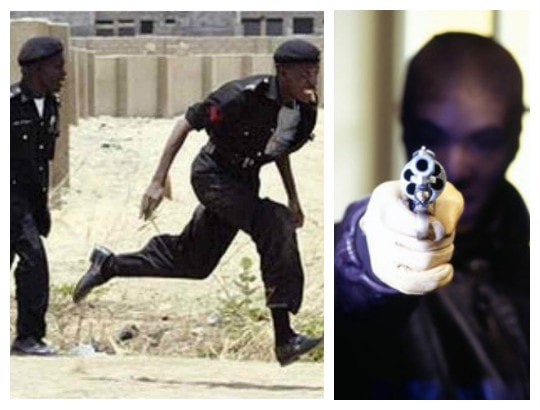 My Wife Sent Armed Robbers After Me' - Nigerian Man Laments