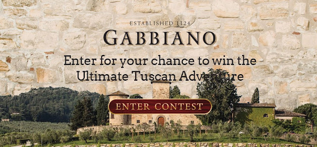 Ultimate Tuscan Adventure Sweepstakes