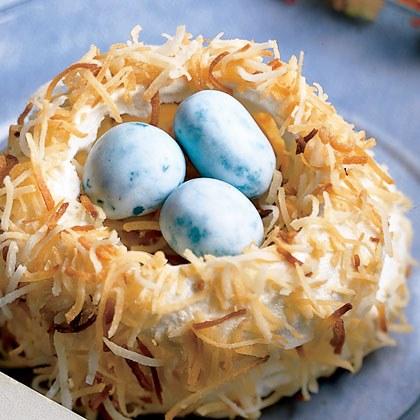 Meringue Nests