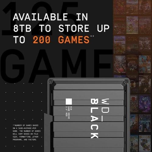 Review WD Black 8TB D10 Game External Hard Drive