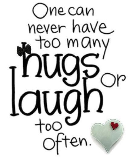 Quotes About Hugs. QuotesGram