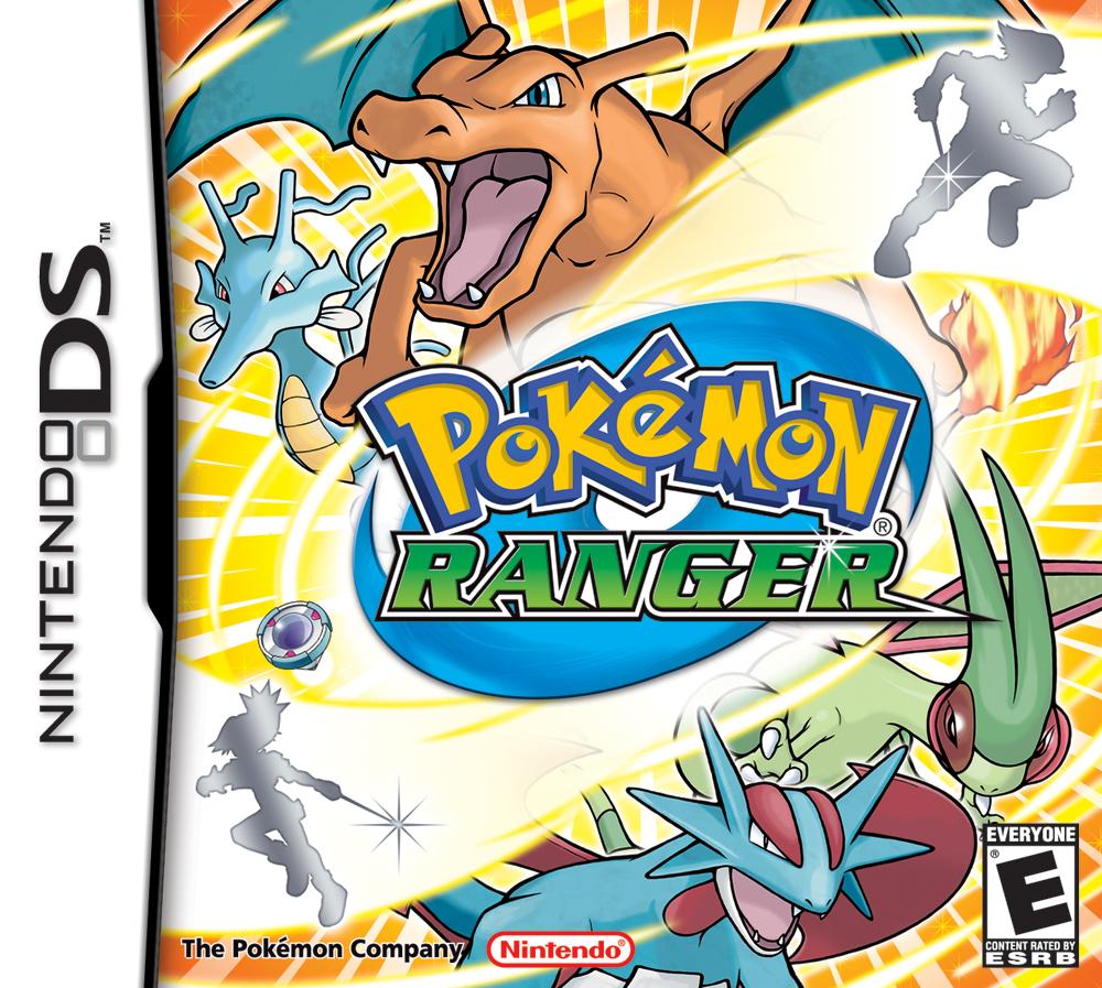 Pokémon Ranger ROM DS