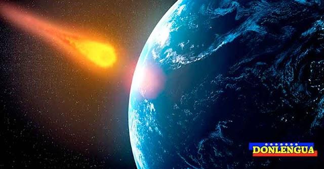 NASA | Varios asteroides y meteoritos pasarán muy cercanos a la tierra en los próximos días