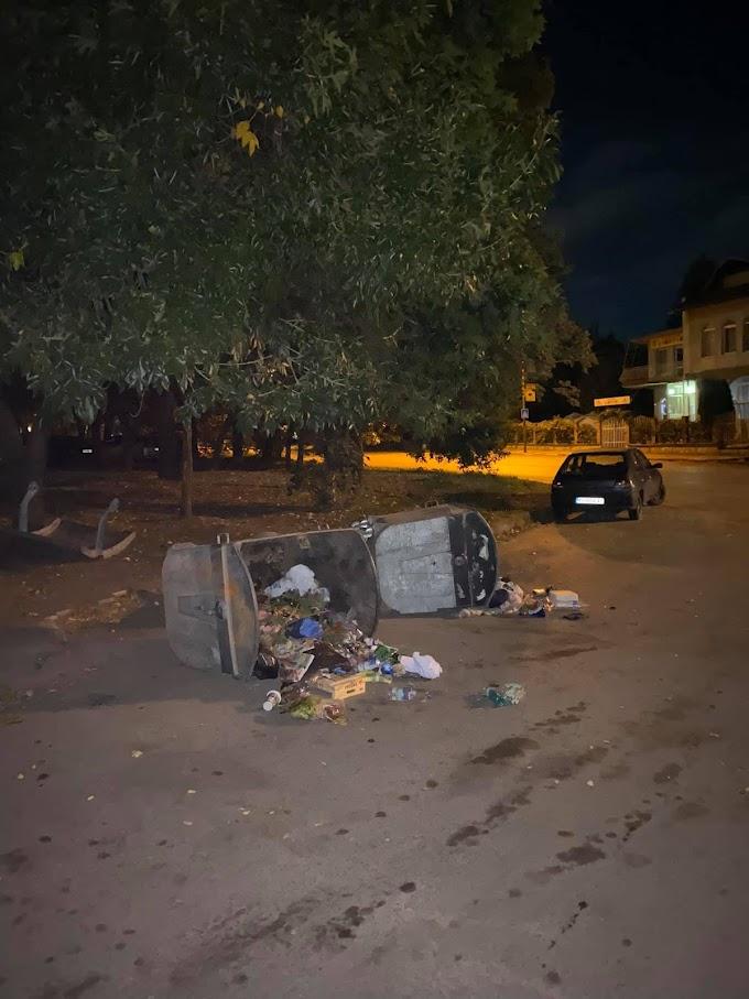 Вандалщина в Кюстендил