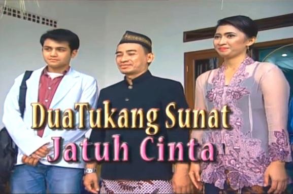 Daftar Nama Pemain FTV Dua Tukang Sunat Jatuh Cinta SCTV Lengkap