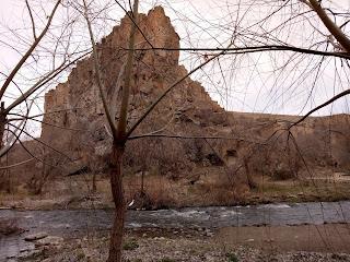 Travelog Turkey Green Tour in Cappadocia, Turki Ihlara Valley