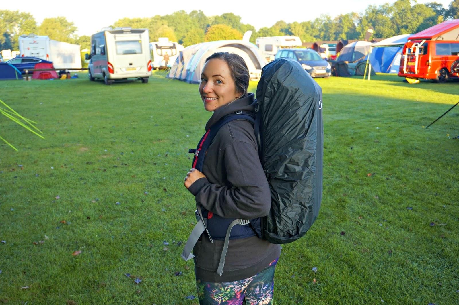 Berghaus trailhead 50 rucksack