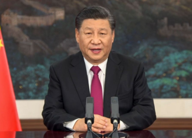 Xi Jinping alerta em Davos