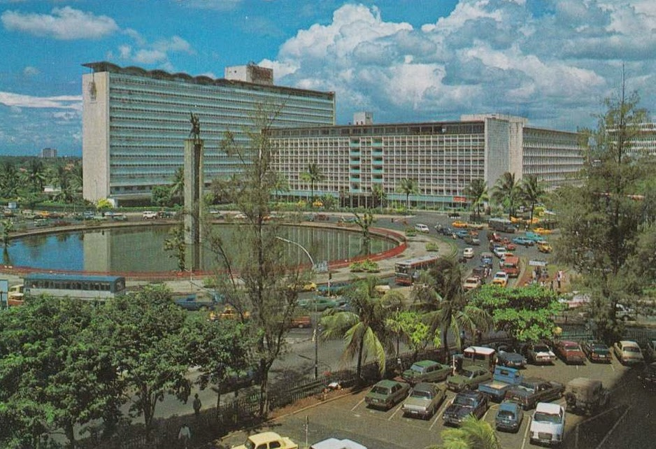 Lost Hotels of Indonesia Part II: Hotel Indonesia