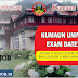 Kumaun University Uttarakhand exam date sheet 2019 - B.A B.Com B.Sc Time Table