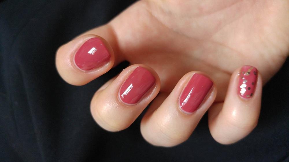 Vernis à ongles Cien Vintage Mauve