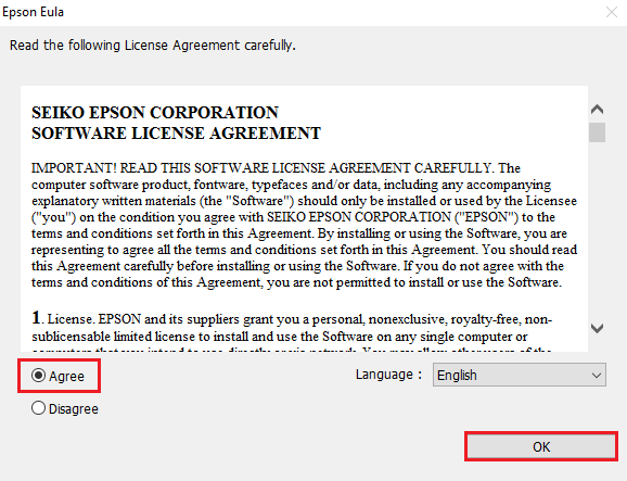 Cara Instal Driver printer Epson L120